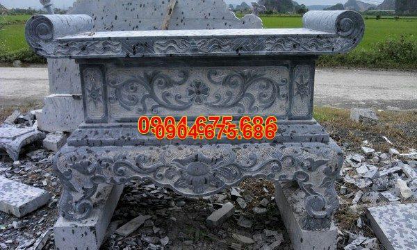 Bàn lễ đá khối đẹp chất lượng cao giá rẻ thiết kế cao cấp