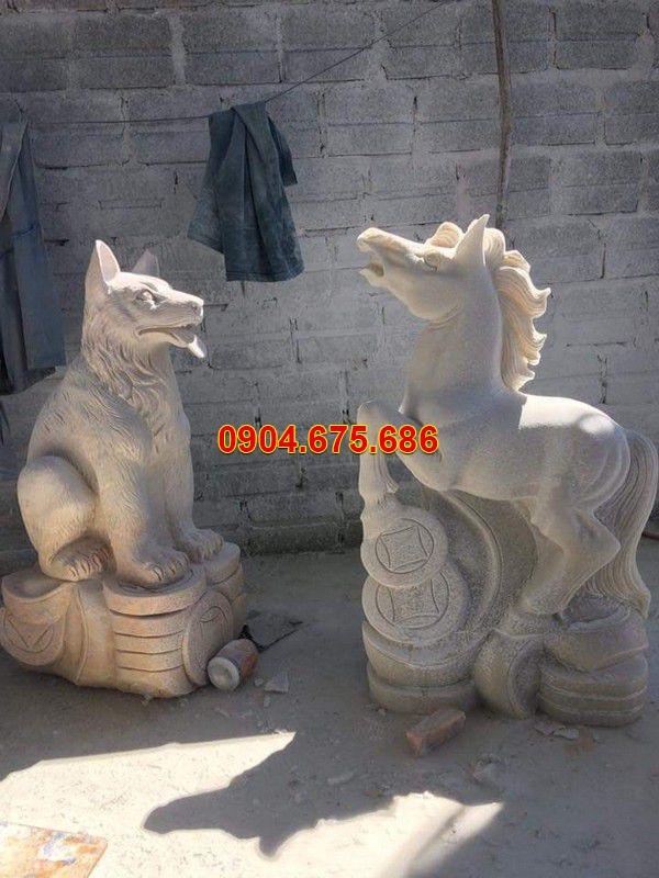 Tìm hiểu ý nghĩa của tượng chó đá - Nơi bán tượng chó đá phong thủy - Giá bán tượng chó đá