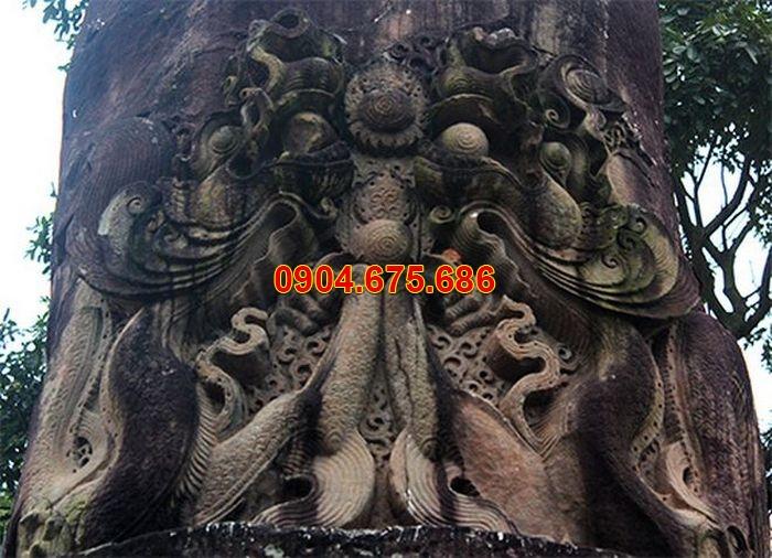 Cột đá rồng có ý nghĩa gì trong phong thủy và văn hóa kiến trúc xưa
