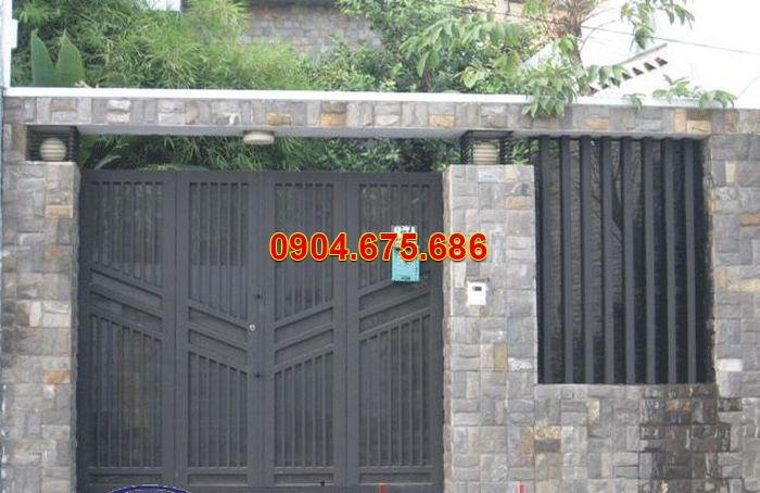 Kích thước lỗ ban cho cổng nhà bằng đá chuẩn phong thủy
