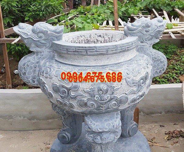 Lư hương đá đẹp nhất thiết kế cao cấp giá rẻ