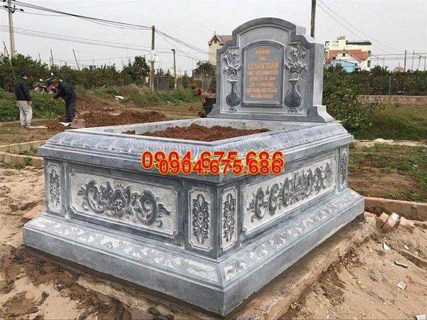 Mộ đá bành đẹp thiết kế cao cấp chất lượng cao giá rẻ