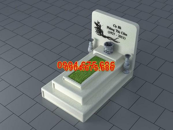 Mộ đá bành nguyên khối đẹp nhất chất lượng cao giá tốt thiết kế đơn giản