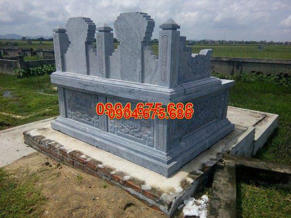 Mộ đá bành nguyên khối đẹp nhất chất lượng tốt giá rẻ thiết kế cao cấp