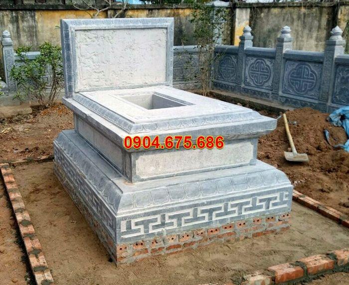 Kích thước xây mộ hợp phong thủy nhất