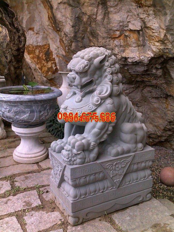 Tượng nghê đá đẹp chất lượng cao giá hợp lý