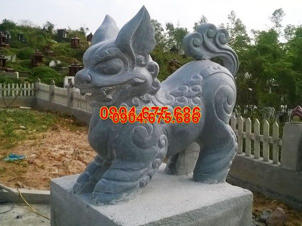 Tượng nghê đá đẹp chất lượng tốt giá rẻ