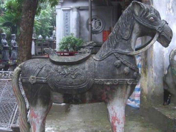 Tượng ngựa đá phong thủy đẹp chất lượng cao giá tốt