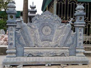 bình phong đình chùa