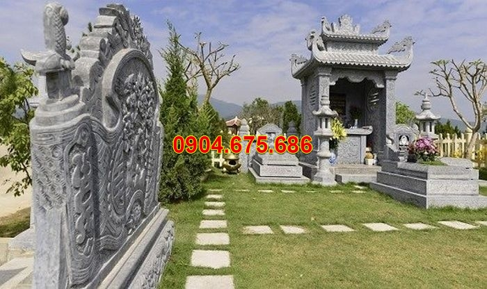 Kích thước mộ cải táng chuẩn theo thước Lỗ Ban - Mộ cải táng đẹp