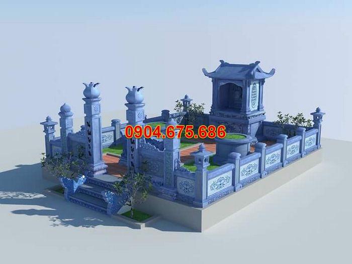 bản vẽ lăng mộ đá tại Ninh Bình đẹp chất lượng cao, giá thành hợp lý, uy tín