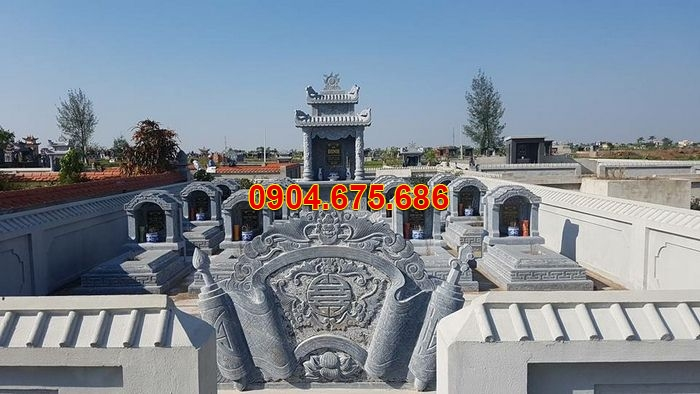 cuốn thư đá tại Ninh Bình đẹp, cuốn thư đá lăng mộ