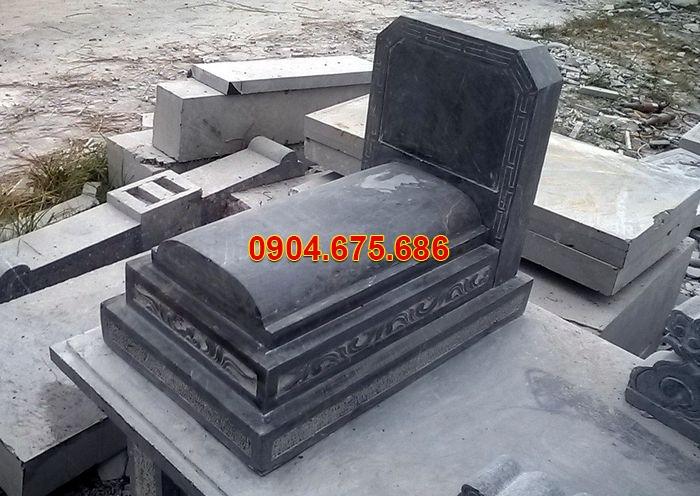 mộ đá đen an giang