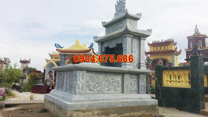Kinh nghiệm xây mộ bằng đá đẹp chuẩn theo phong thủy - daninhbinh.vn