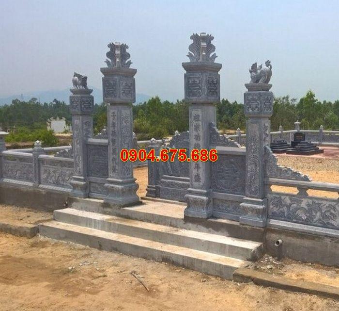 Câu đối lăng mộ hay, mẫu câu đối khu lăng mộ tổ tiên, ông bà, cha mẹ