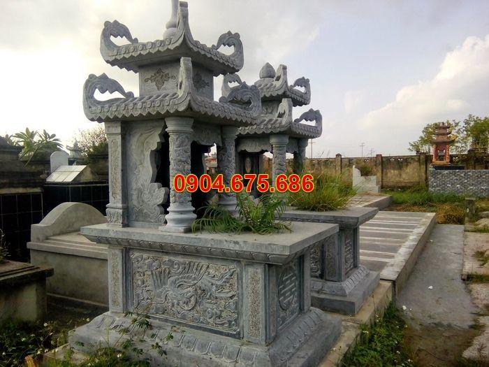 Giá mộ đá 2 mái Đá Ninh Bình