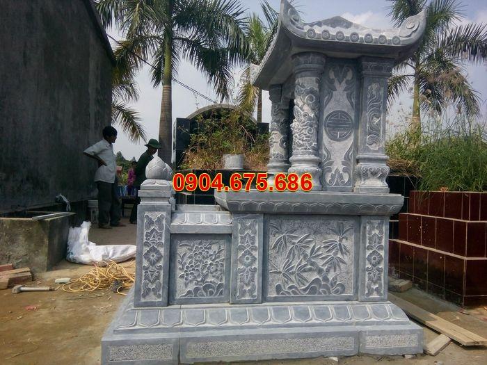 Giá mộ đá 1 mái Đá Ninh Bình