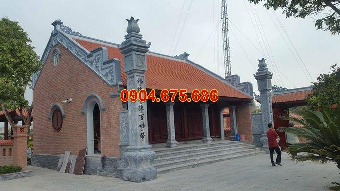 hình ảnh nhà thờ tổ tiên đẹp