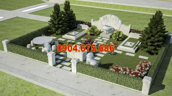 nghĩa trang đẹp