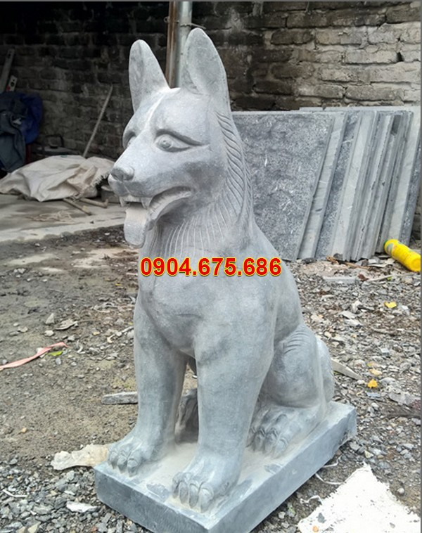 Cơ sở Đá Ninh Bình bán tượng chó đá TPHCM, Hà Nội, Đà Nẵng
