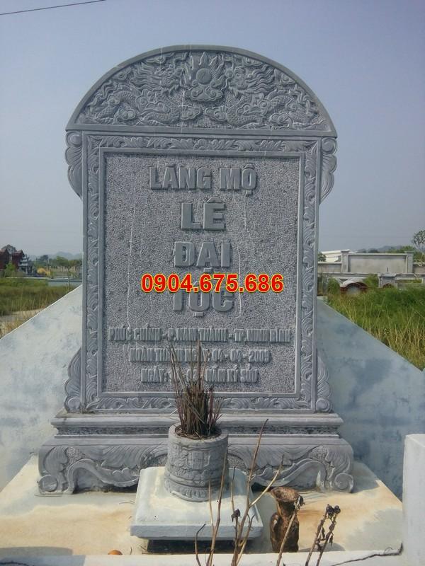 Hình ảnh bia mộ đá Non Nước