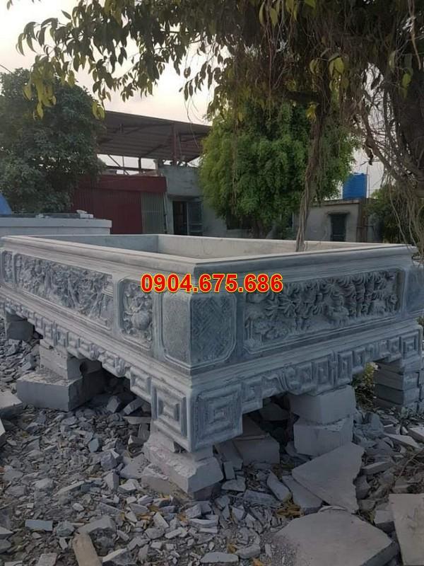 Cơ sở Đá Ninh Bình bán chậu đá trồng cây đẹp