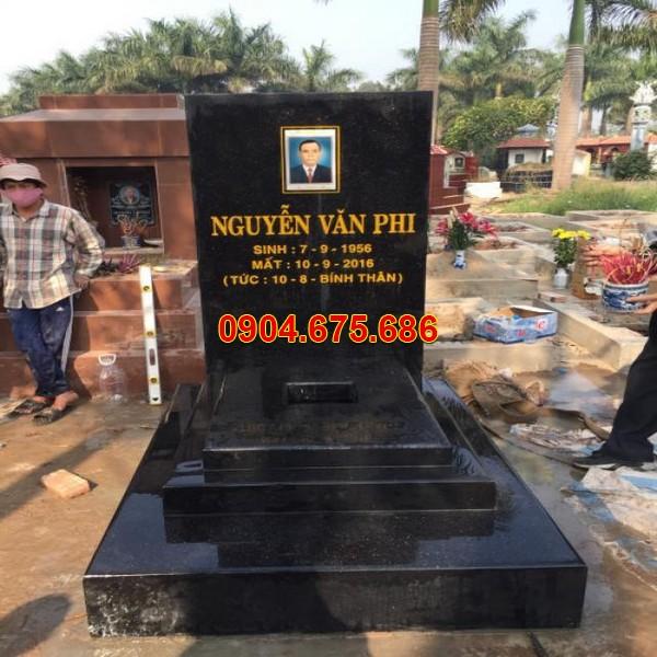 Giá bia mộ đá hoa cương rẻ nhất Việt Nam