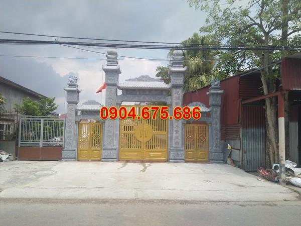 Thiết kế cổng nhà thờ đẹp