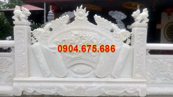 Bình phong đá trắng Đà Nẵng