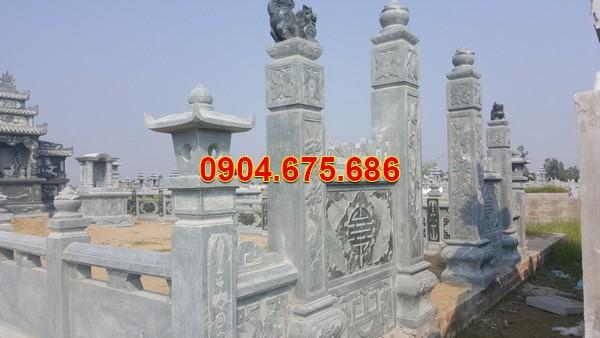 Làm kiểu nhà mồ đẹp bằng đá ở Tây Ninh