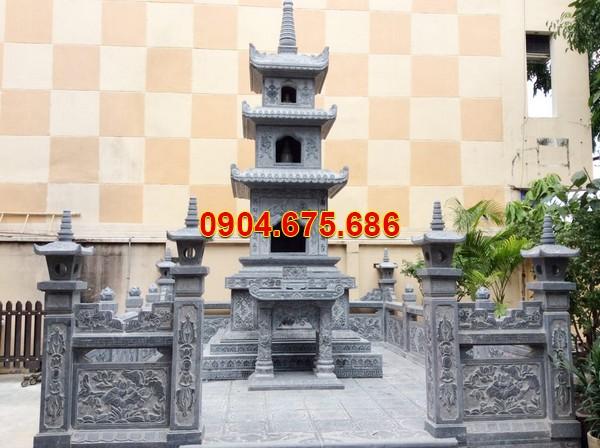 Đá Ninh Bình làm khu nhà mồ bằng đá toàn quốc