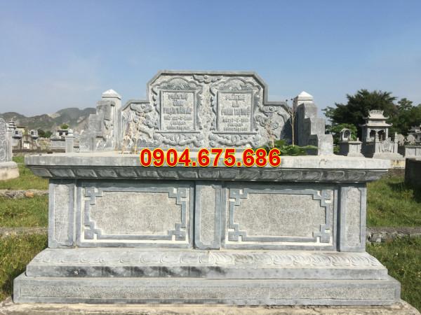 Mẫu mộ đá đôi đẹp nhất Việt Nam