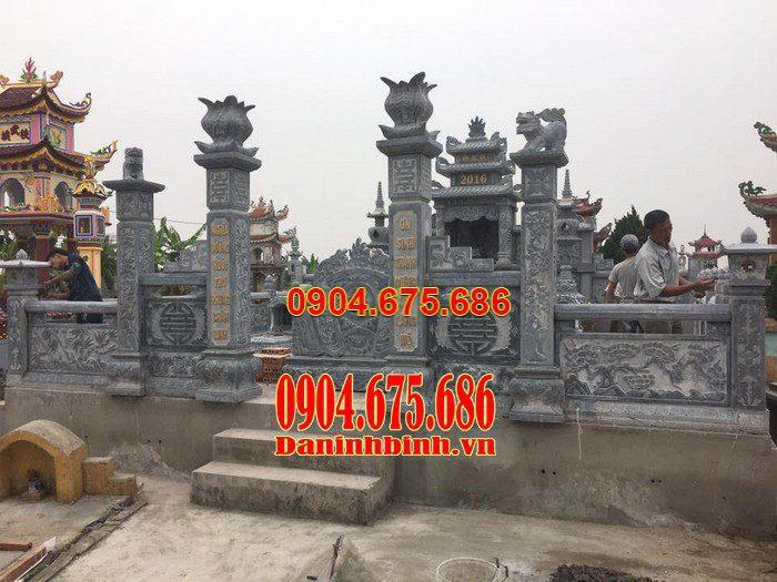 cột cổng mộ đá, cột cổng lăng mộ, cột đá lăng mộ, cột lăng mộ đá