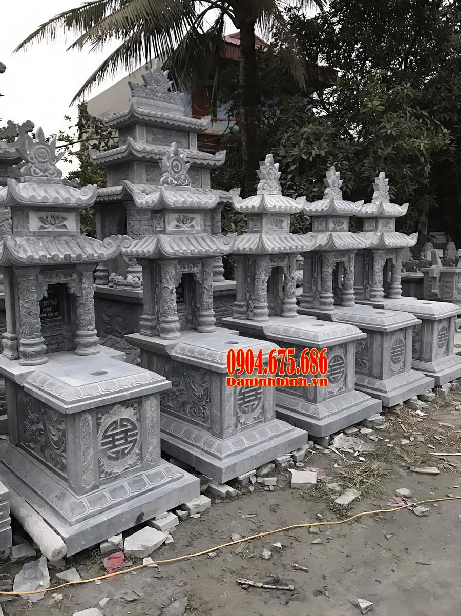 Các mẫu thiết kế mộ hai mái đẹp nhất Việt Nam