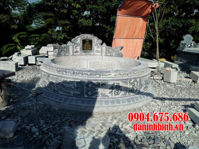 Hương mộ đá chuẩn phong thủy