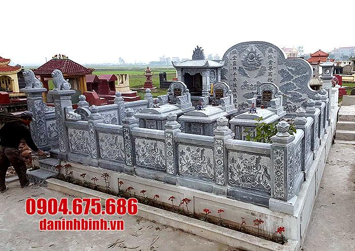 Khu lăng mộ đá đẹp nhất Ninh Vân Ninh Bình