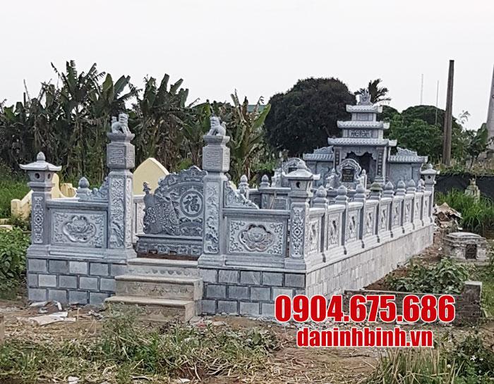 Ý nghĩa của việc thiết kế thi công xây dựng khu lăng mộ đá cho dòng họ