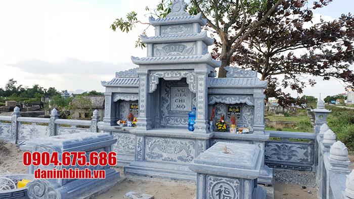 Ưu điểm của lăng mộ đá Ninh Vân Ninh Bình