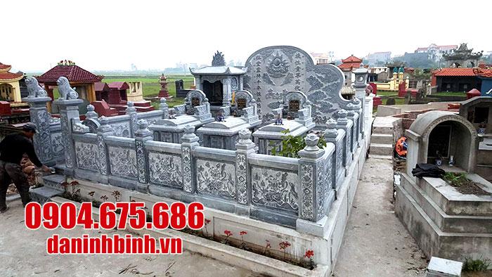 Giá khu lăng mộ đá Ninh Vân Ninh Bình
