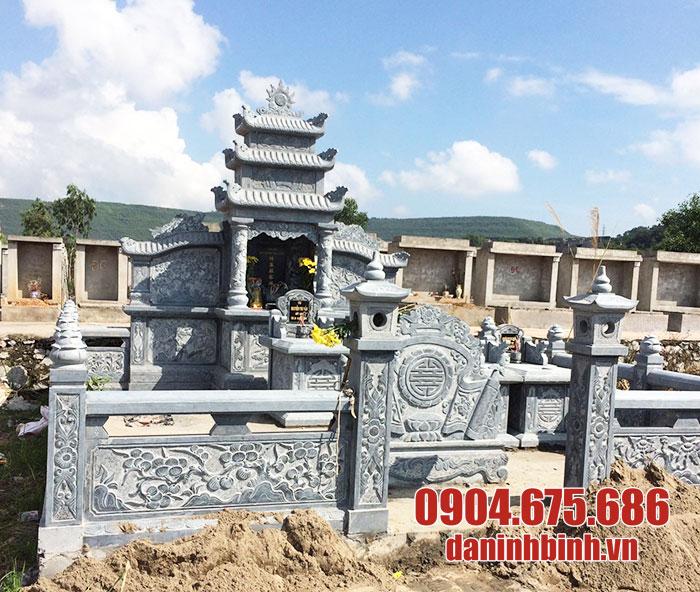 Giá lăng mộ đá Ninh Bình