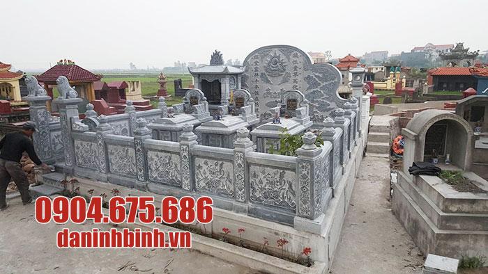Ưu điểm của lăng mộ đá khối Ninh Bình