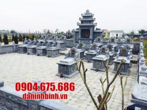 Cơ sở sản xuất lăng mộ đá ninh vân ninh bình uy tín, chất lượng tốt nhất