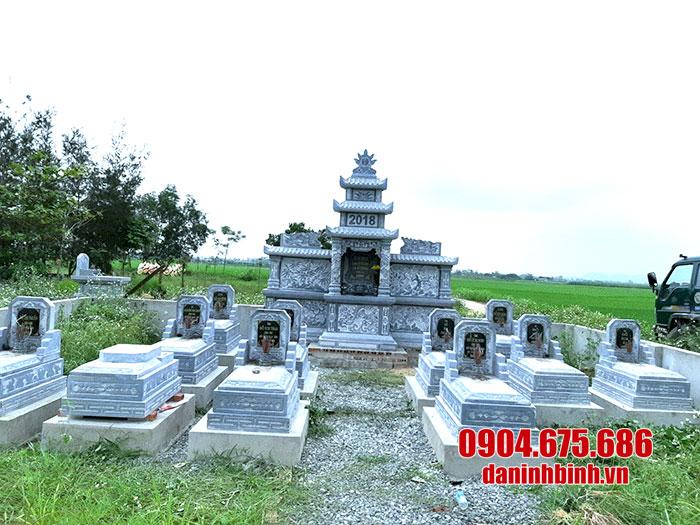 sản xuất lăng mộ bằng đá đẹp