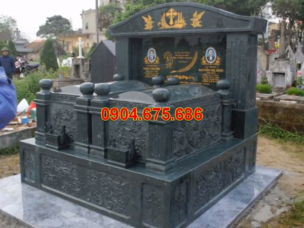 lăng mộ đá granite đẹp nhất