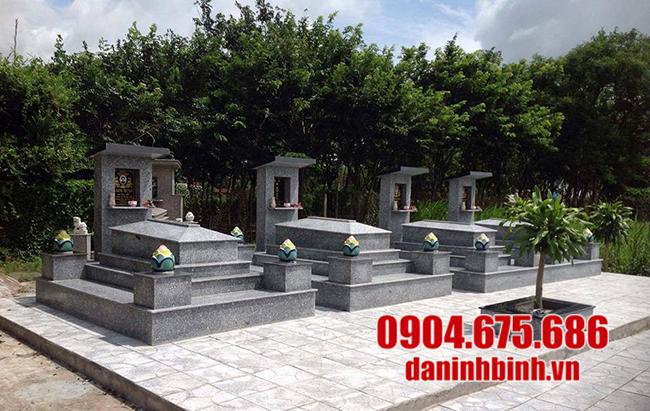 mộ đá granite đẹp nhất