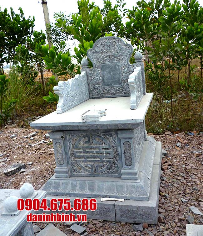 mộ bành đá thanh hóa