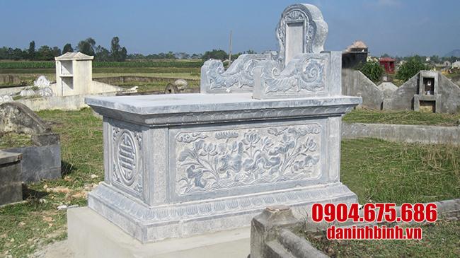 mẫu mộ tam sơn đá đẹp nhất