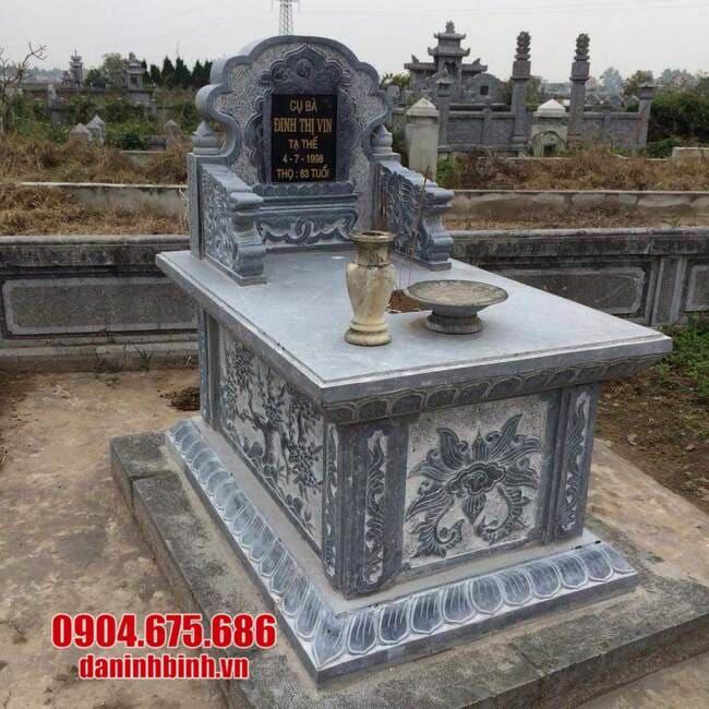 Làm mộ đá tại Tây Ninh