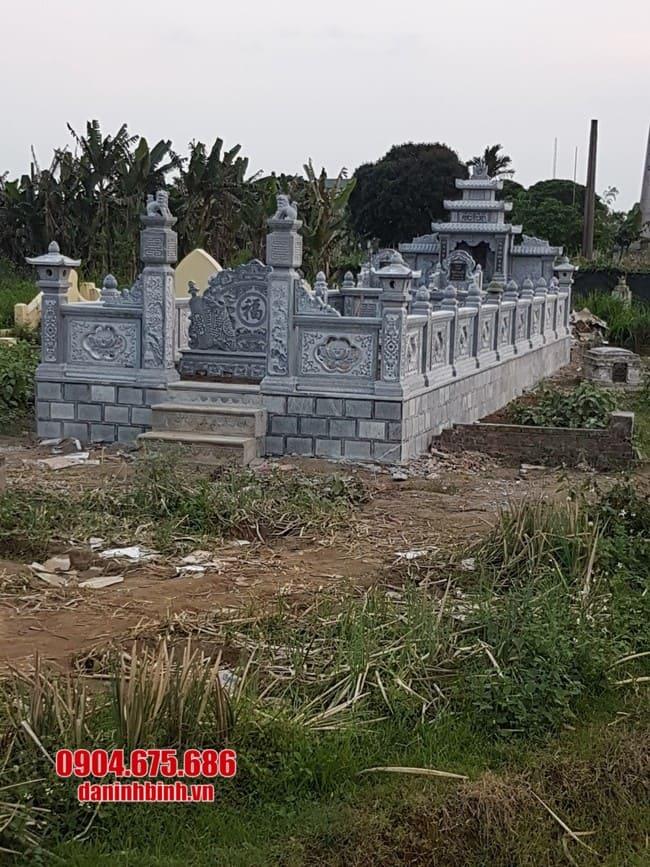 khu lăng mộ bằng đá đẹp nhất