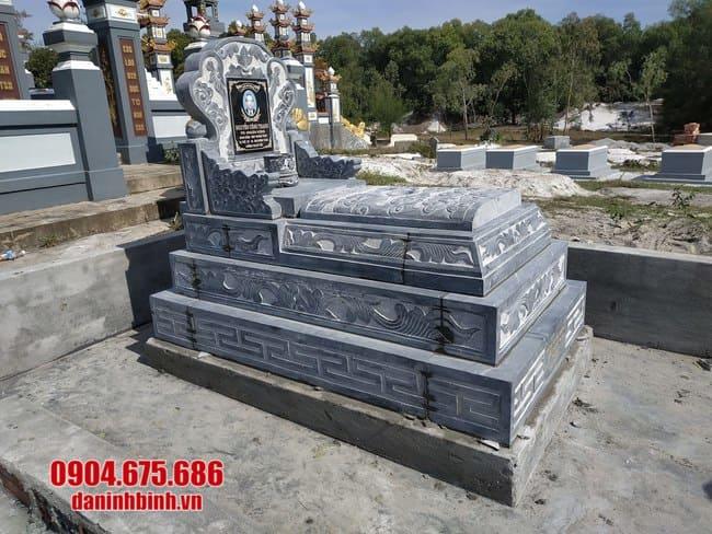 lắp đặt mộ đá đẹp tại bạc liêu